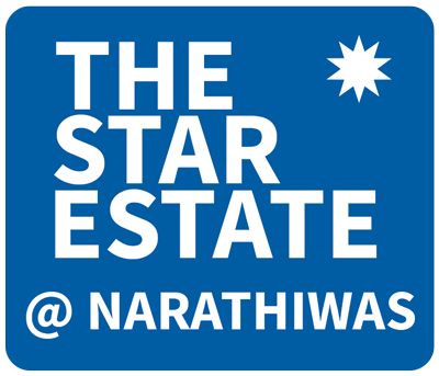 The Star estate Narathiwas Bangkok condo logo